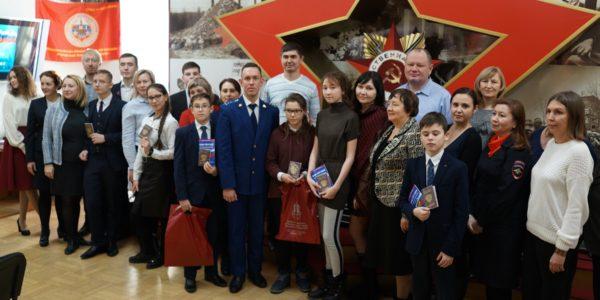 «Я – гражданин России! Мин – Татарстан баласы!»