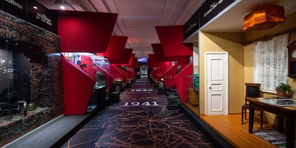 Музей-Мемориал Великой Отечественной войны возобновляет работу.