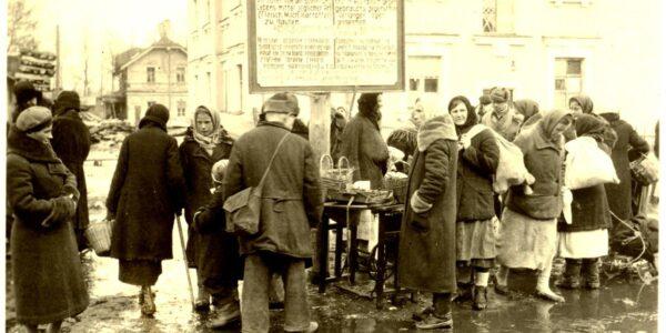 «Январский гром» в Пушкине