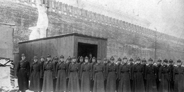 26 января 1924 года учрежден Пост № 1 у Мавзолея В. И. Ленина
