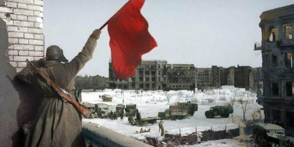 10 января 1943 г. начало операции «Кольцо».