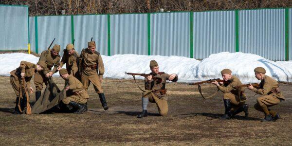 Полевые сборы «На войне как на войне» для воспитанников Раифского СУВУ