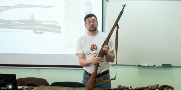 Уроки «живой истории» в Апастовской и Каратунской средних образовательных учреждениях